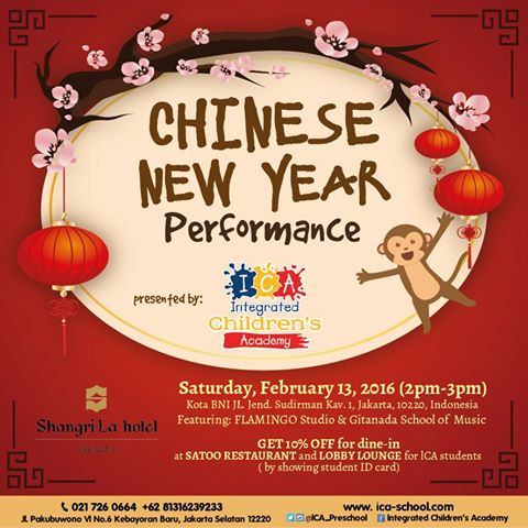 CHINESE NEWYEAR PERFORMANCE