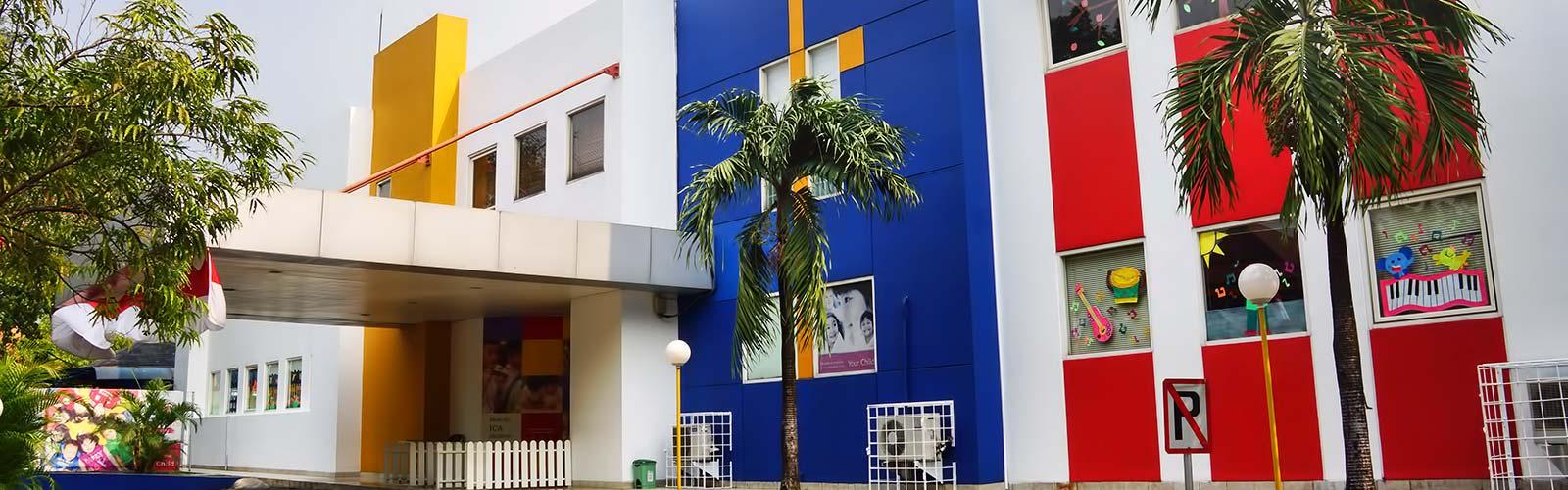 Gedung ICA School