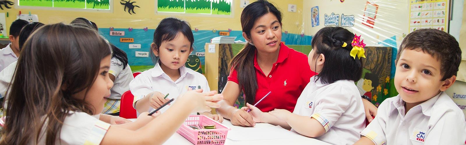 Kidergarten 2 ICA School